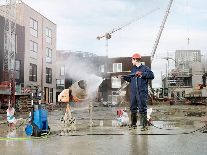 bouw-opruimers